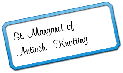 St. Margaret of Antioch,  Knotting
