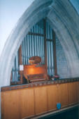 Trustam organ in West Tower position.