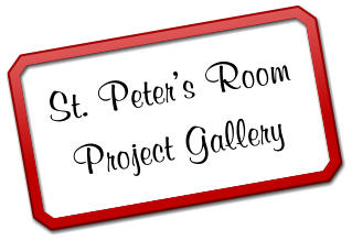 St. Peter's Room Project Gallery