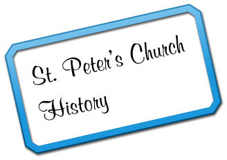 St. Peter's Church History
